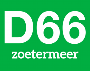 D66 Zoetermeer Logo